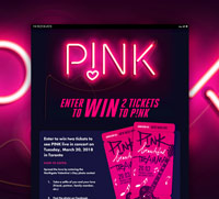 Northgate P!NK contest