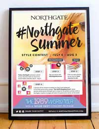 Northgate Summer campaign