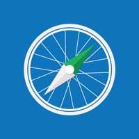 Voyague Cycling Route logo